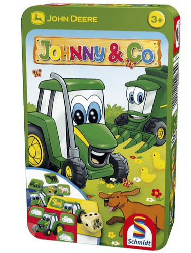 Johnny & Co Bring Along Card Game