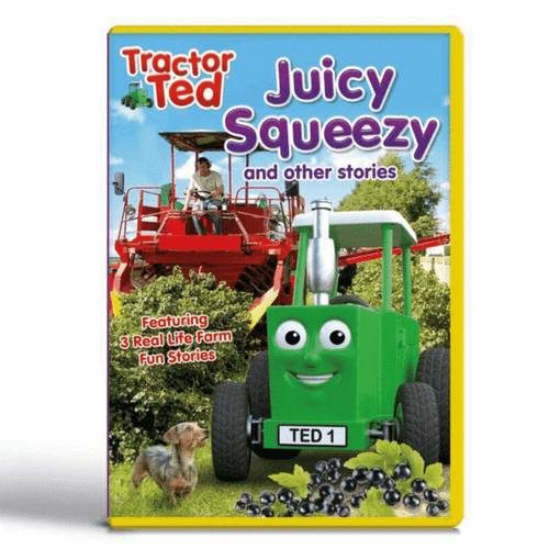 Juicy Squeezy 7 Other Stories DVD