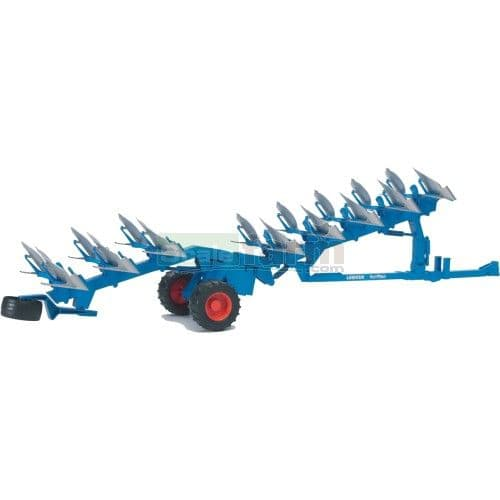Lemken Semi Mounted Reversible Plough Vari-Titan