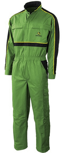 Overall Green