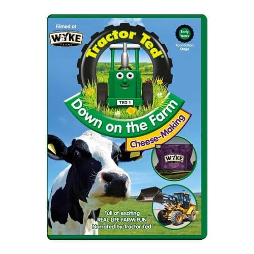 Tractor Ted , Down on The Farm DVD