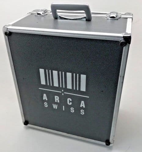 Arcs Swiss 6x9 architectural camera outfit case