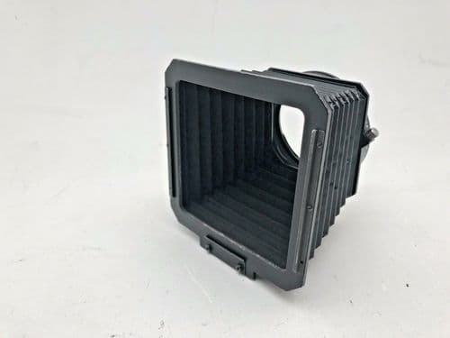 Hasselblad collapsible pro bellows variable focal length lens shade with 60 CF s