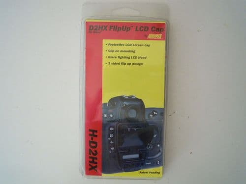 HOODMAN D2HX FLIP UP LCD CAP FOR NIKON