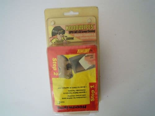 HOODMAN HOODWIPES DIGITAL CAMERA & CAMCORDER FORMULA