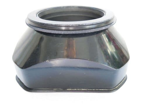LINHOF UNIVERSAL 62MM LENS SHADE WITH ADAPTER RING