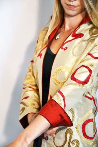 Picasso Silk (Reduced from £345) Only Size XS