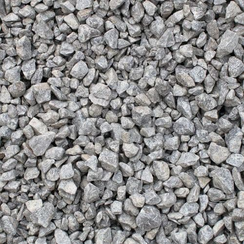 Dove Grey Limestone Chippings 20mm Bulk Bag