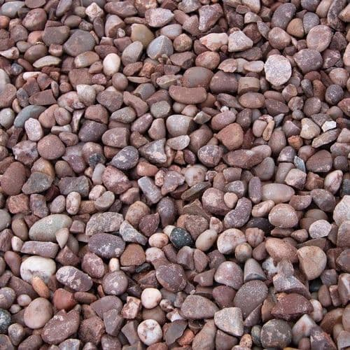 Staffordshire Pink Gravel 20mm Bulk Bag