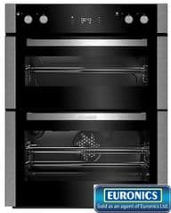 Blomberg Electric BUILT UNDER Double Oven OTN9302X (Stainless Steel Black)