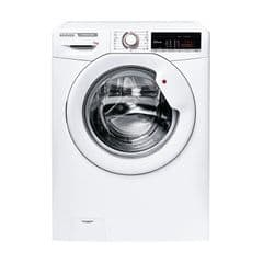 Hoover H3W47TE 7kg 1400 Spin Washing Machine with NFC Connection - White Hoover H3W47TE 7kg 1400 Sp