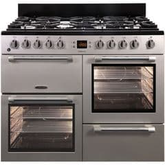 Leisure  CK100F232S - 100cm Cookmaster Dual Fuel Range Cooker - Stainless Steel.   (call for price)
