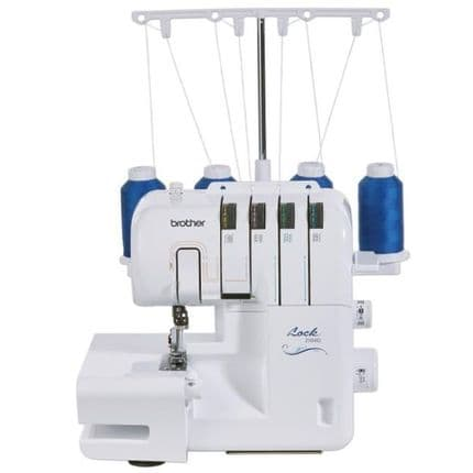 Brother Overlocker 1034D | Easy to use 3 or 4 thread Overlock