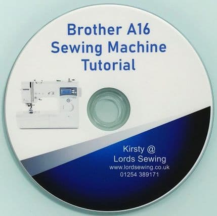 Brother A16 Sewing Machine Tutorial