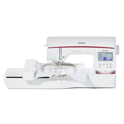 Brother Innovis 870se - Brother Embroidery Machine | Lords Sewing