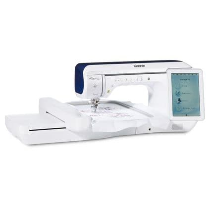 Brother Luminaire Innovis XP1 - New Sewing and Embroidery Machine