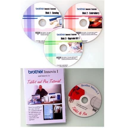 Special Price Full Set - Four DVD Combination