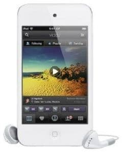 Apple iPod Touch 4th Generation 64GB White Refurbished