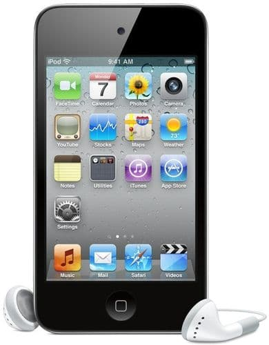 Apple iPod Touch 4th Generation 8GB Black Refurbished