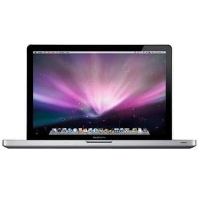 "Apple MacBook Pro 15.4"" 2.80GHz 4GB MB986B/A OS X El Capitan 10.11 - Refurbished"