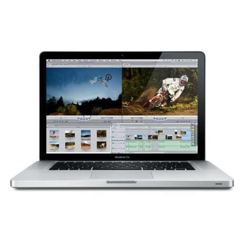 Apple MacBook Pro 15.4-inch 2.4 GHz Laptop MB470B/A - Refurbished