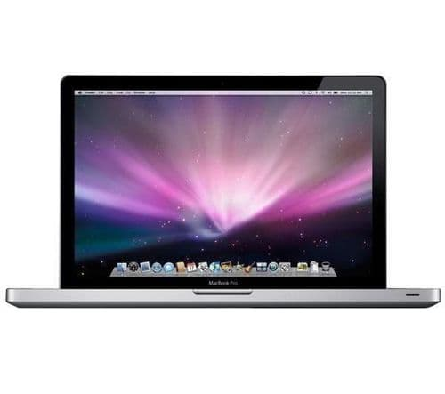 "Apple MacBook Pro 17"" 2.8 GHz Laptop MC226B/A - Refurbished"