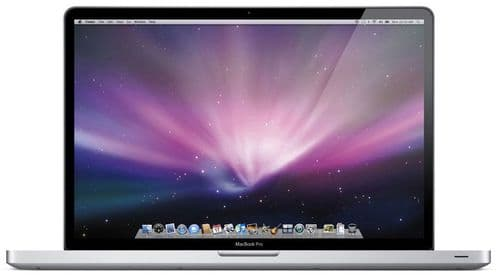 "Apple MacBook Pro 17"" Core i5 2.53GHz 500GB Laptop - MC024B/A"
