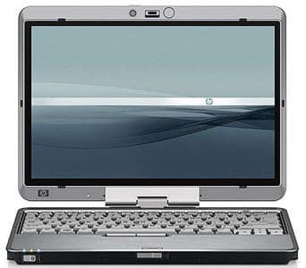 HP Compaq 2710p Tablet Laptop - Core 2 Duo 1.2 GHz - 1 GB Ram - Refurbished