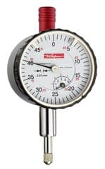 KÄFER Dial Gauge KM 4/5 S - Shockproof - Reading: 0.01 mm - Range: 5 mm