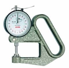KÄFER Dial Thickness Gauge F 50 with Lifting Device - Reading: 0.001 mm