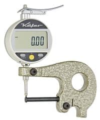 KÄFER Digital Tube Wall Thickness Gauge JD 50 W - Reading: 0.01 mm