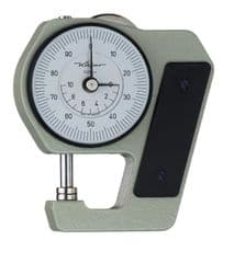 KÄFER Pocket Dial Thickness Gauge J 15 - Reading: 0.01 mm