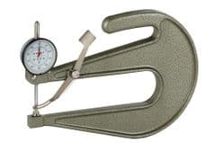 KAFER Dial Thickness Gauge J 200 / 30 with Lifting Lever - Reading: 0.01 mm