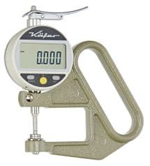 KAFER Digital Thickness Gauge FD 50 with Lifting Device - Reading: 0.001 mm