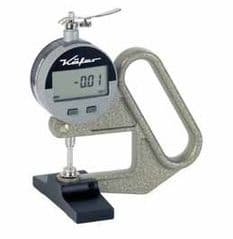 KAFER Stand 2.1670 - Mounting Device for Thickness Gauges