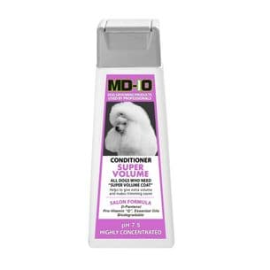 MD10 Conditioner Super Volume 300ml  (diluted 7-8 Liter) - Poodle, Bichon, Chow Chow, Pomeranian, Nordic, Samoyed,