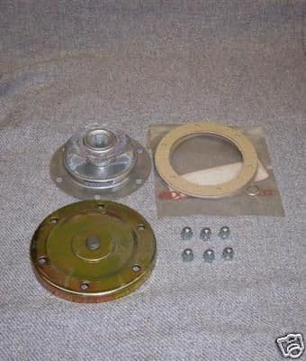 Oil strainer, Gasket set,Sump plate & nuts VW Beetle, Type2