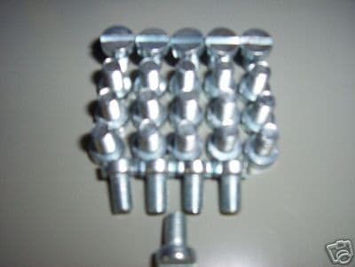 VW Air cooled tin wear screws, pack of 25