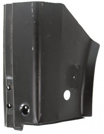 A-Post Lower Door Hinge Repair Section for Left Side, for VW Beetle 1953-1979