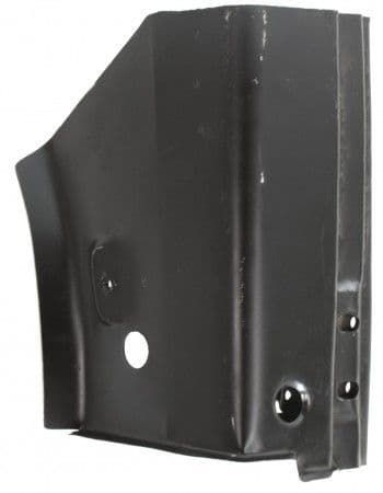 A-Post Lower Door Hinge Repair Section for Right Side, for VW Beetle 1953-1979