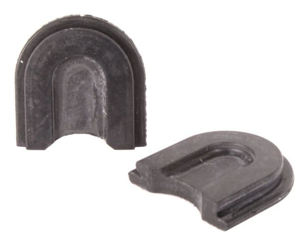 Accelerator / throttle cable tube cover plugs VW air cooled twinport 1971-1979