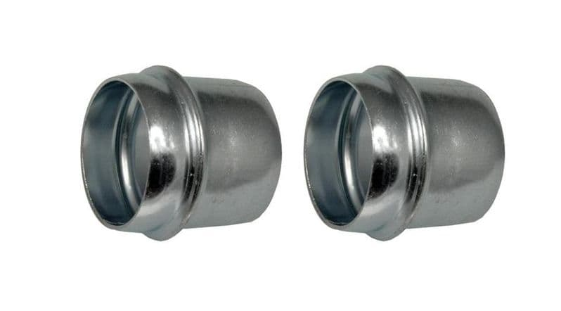 Air pipe stubs, VW Beetle and Type 2 Vans up to 1600 aircooled 1963 to 1979
