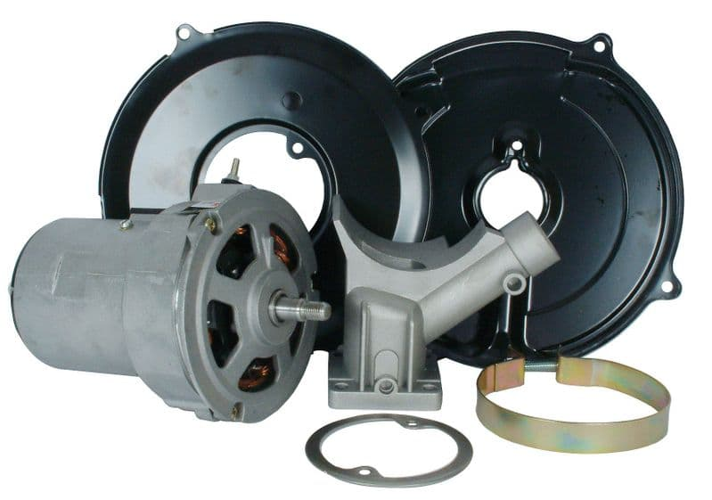 Alternator conversion kit 55 amp VW Type 1 Air cooled engine up to 1600cc