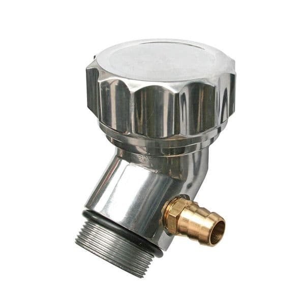Angled oil filler Billet VW Beetle or VW Type 2 Air cooled up to 1600cc