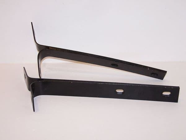 Blade bumper iron for rear bumper VW Beetle 1946-1973, sold as a pair
