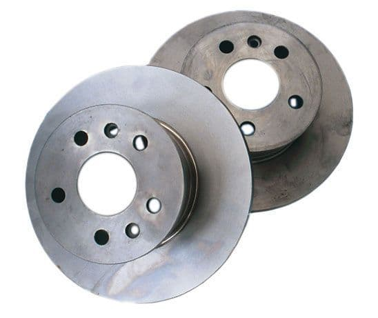 Brake discs front sold as a pair for VW Type 2 2 van 8/1972 to 1979