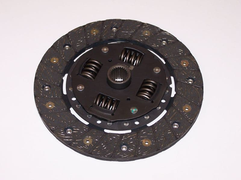 Clutch centre plate (Friction plate), 200mm VW Beetle and Type 2 1500 and 1600cc
