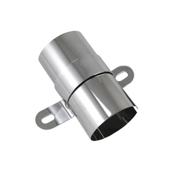 Coil cover Stainless steel , universal fitment, suitable for VW Beetle and Type 2