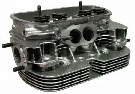 CT Cylinder head, Complete Only for 22Fin Cylinders VW Type 25 1600cc air cooled