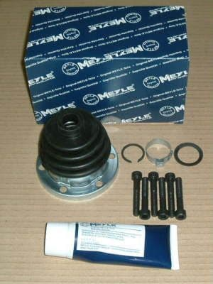 CV boot kit with bolts Type 2 & 25 German top quality